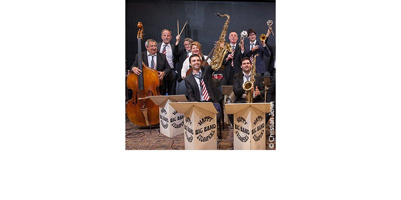 Happy Stompers Jazz Big Band