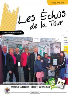 Echos de la Tour Avril 2019